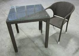 tavoli da giardino rattan tavoli in rattan da giardino tavolini e sedie rattan arredo esterni