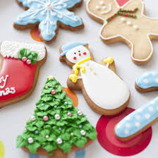 Christmas Cookie Decorating Kit Biscuit Cutters U0026 Decorating Kit