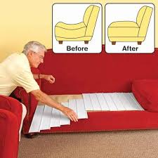 how to fix a sagging sofa furniture fix 6 panel set support for sagging couches chairs