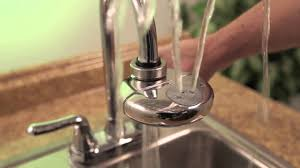 Faucet Mounted Eyewash Station Axion Eyepod Installation And Activation Youtube
