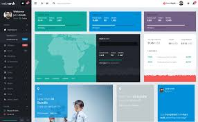 40 premium admin dashboard templates designrfix com