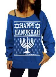 happy hanukkah sweater hanukkah resisdentz