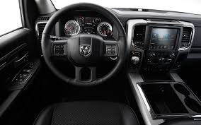 dodge ram 1500 interior accessories 2013 truck of the year ram 1500 motor trend