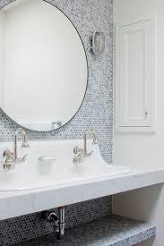 Houzz Kids Bathroom - faucet to spout depth