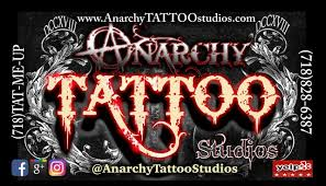 anarchy tattoo studios in bronx ny