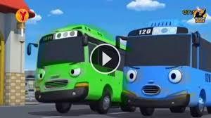 Tayo Cizgi Film Video | tayo korku dolu bir gece türkçe çizgi film video çizgi film