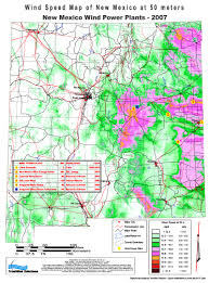 New Mexico State Map by Emnrd Energy Conservation And Management