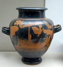 Greek Vase Images Periods Of Ancient Greek Pottery Types Of Vases