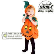 Infant Halloween Costumes Pumpkin Infant Pumpkin Halloween Costumes Promotion Shop Promotional