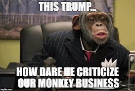 Chimp Meme - business chimp memes imgflip