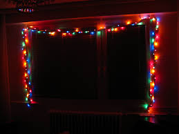 how to hang christmas lights in window remarkable christmas lights for windows indoor designs curtains