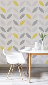 mural grey designer wallpaper memorable dark grey designer