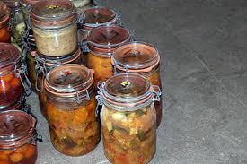 recette plat cuisiné recette de comment faire des stérilisations partie 3 les plats