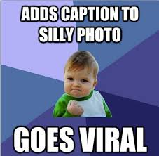 Create Meme Online - go viral the simple art of creating sharable images