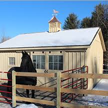 Used Horse Barn For Sale Sheds Storage Barns Homes Garages Camps Horse Barns In Maine