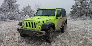 green jeep wrangler unlimited 2017 jeep wrangler rubicon review