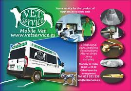 Creature Comforts Mobile Vet The Olive Press News Hounds