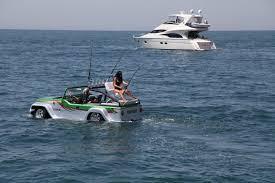 amphibious car watercar panther the amphibious car suitable luxury