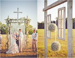 awesome simple outdoor wedding ideas on a budget wedding decor