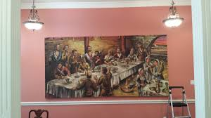 the last supper an oil painting commission schliefkevision u2013 a