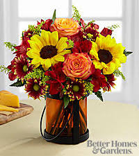 thanksgiving candle ftd flowers roses plants and gift baskets