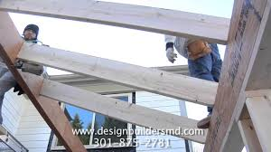 a frame roof design components of a cathedral roof frame youtube