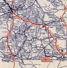 Map Of Arizona Highways by Special Insert Arizona Highways U2014 Territory