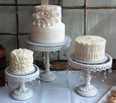 wedding cake no fondant simple wedding cakes no fondant tendencia increbles pasteles de