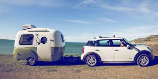 volkswagen minibus electric happier camper is a vw minibus inspired trailer with a modular