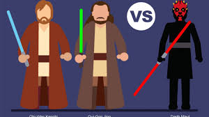 infographic the 10 best star wars fight scenes square mile