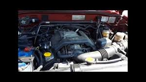 isuzu trooper opel monterey 3 5 v6 lpg youtube