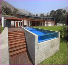 Above Ground Pool Ideas Backyard Above Ground Pool Decks Mesmerizing Above Ground Swimming Pool