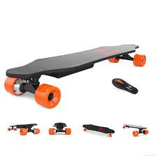 2017 winboard w1 wireless remote control 4 wheels boosted board