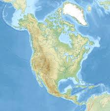 Future Map Of North America by Vancouver Wikipedia
