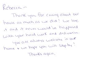 Business Appreciation Letter To Client by Thank You Note To Client Thebridgesummit Co