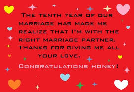 wedding anniversary wishes jokes happy 10th year wedding anniversary wishes and quotes wedding