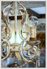 Painting Brass Chandelier From My Front Porch To Yours French Chandelier Makeover With