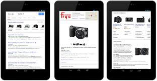 Google Snapshots by Inside Adwords Richer Mobile Shopping Experience This Holiday Season