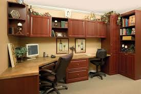 Custom Home Office Furniture More Space Place Sarasota - Custom home office designs