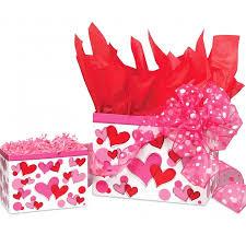 gift wrap boxes heart gift basket boxes box and wrap