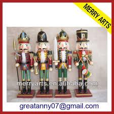 Christmas Decoration Wholesale Alibaba by Wholesale Alibaba Decorative Nutcracker Soldier Sequin Life Size