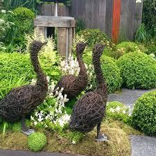 contemporary garden ornaments exhort me