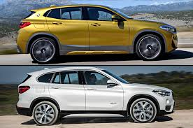 2017 bmw x3 vs 2018 refreshing or revolting bmw x2 vs bmw x1 motor trend