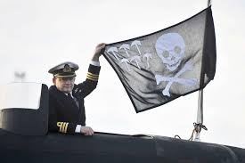 What Is A Flag Officer Why The Navy U0027s Top Spy Submarine Flew A Pirate Flag While Pulling