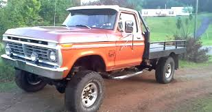 Ford Diesel Truck Pull - video 1977 ford f 350 powered with a detroit 4 53t diesel army