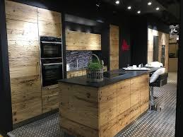 cuisine vieux bois bois rustique henri beaud fils sa