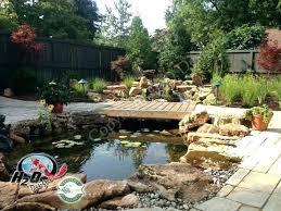 yard pond ideas diy garden pond plans u2013 evisu info