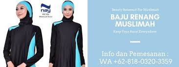 Zalora Baju Renang Anak promo baju renang muslimah anak 62 818 0320 3359