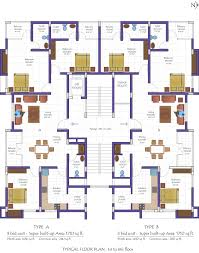 Icon Floor Plan Apartments For Sale In Palakkad Icon Sa Homes