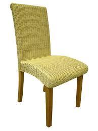 seagull natural cane wicker rattan dining chair u2014 steveb interior